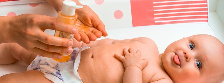 El ABC del cuidado para la piel de bebés