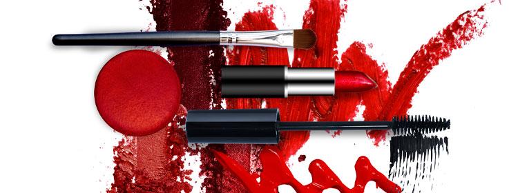 Rosa y rojo, el mix perfecto para tu rutina beauty