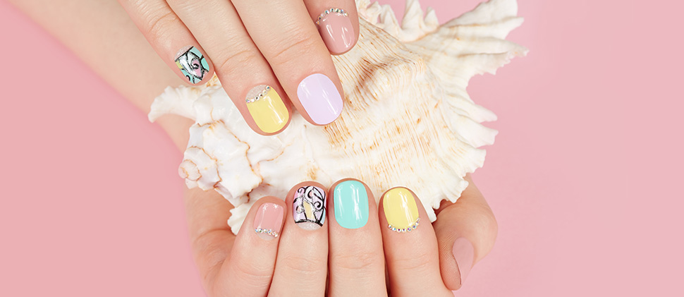 Tendencias nail art 2017