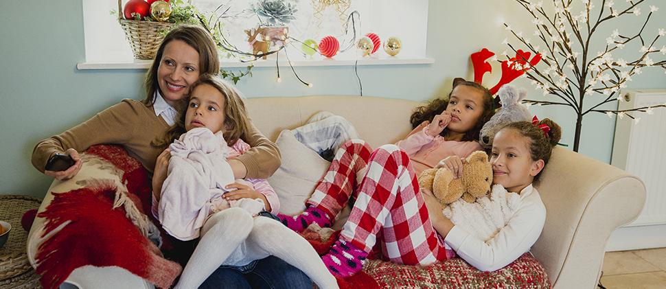 15 ideas para una Navidad en familia