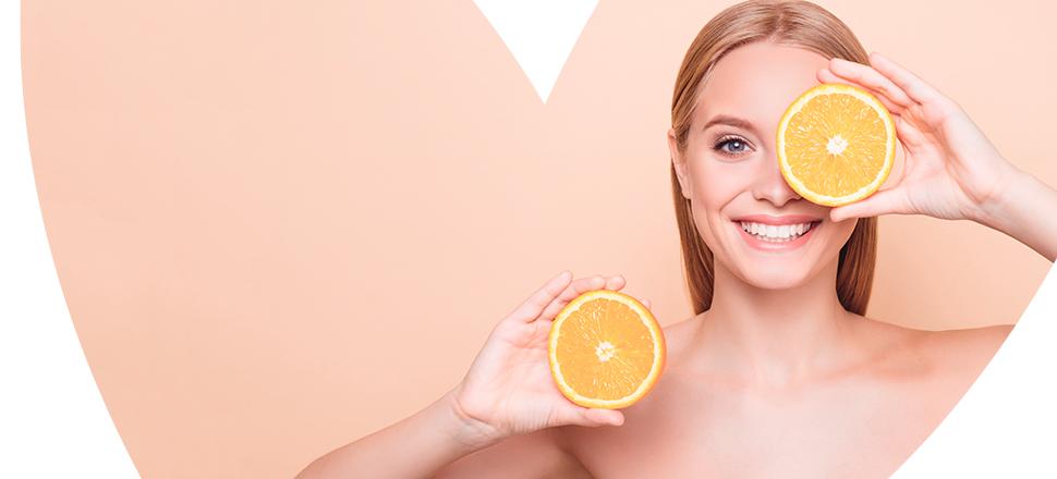 Los Beneficios Dermo de la Vitamina C