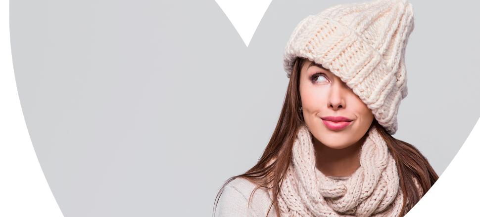 Disfruta del invierno, ¡no te resfríes!