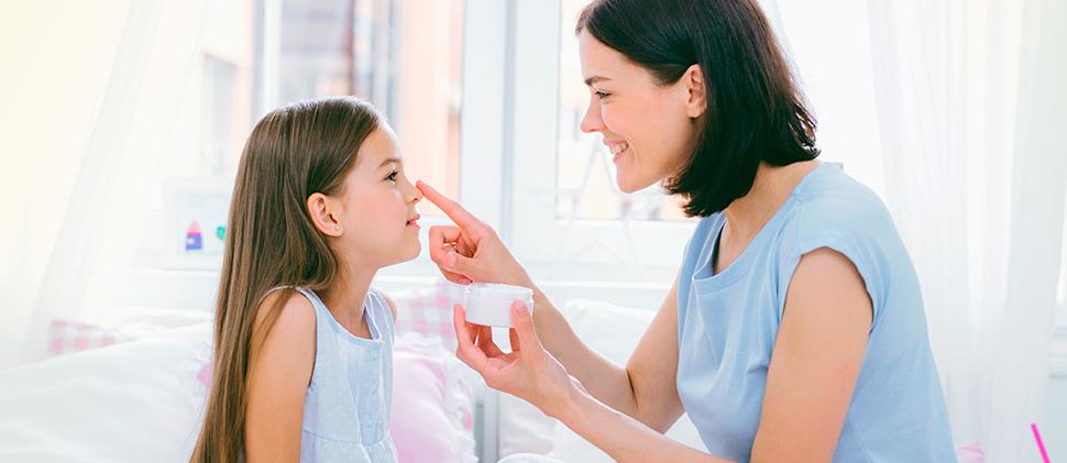 Verrugas en niños: tratamiento y prevención