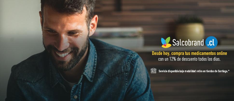 Ahora puedes comprar tus medicamentos online, solo en Salcobrand.cl