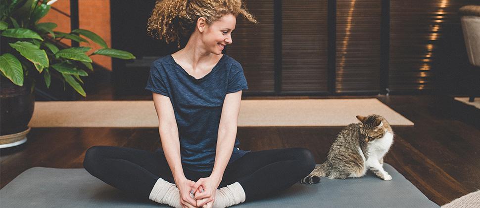 3 razones para practicar yoga que no creerías
