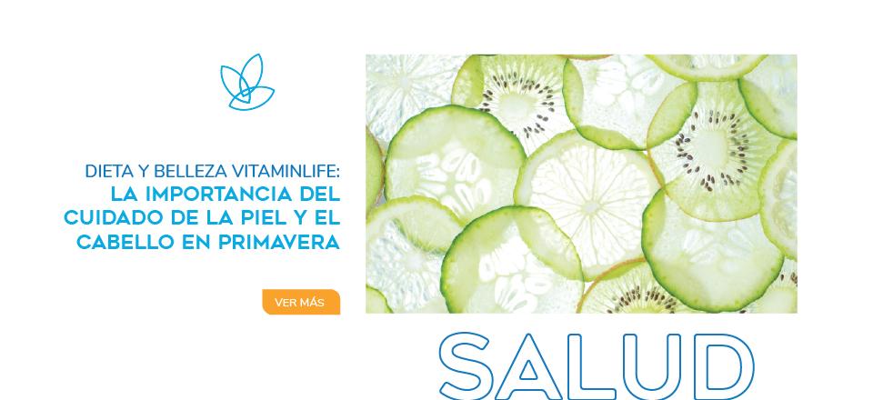 Dieta y Belleza Vitamin Life
