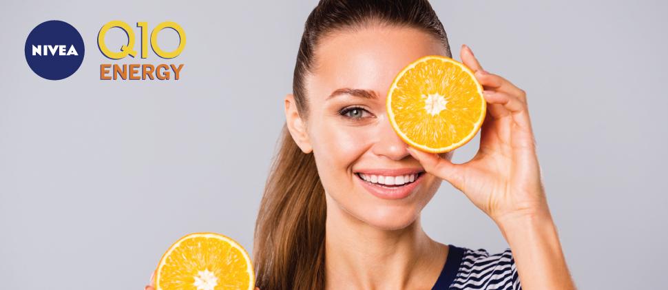 Descubre como recargar tu piel junto a NIVEA Q10 ENERGY