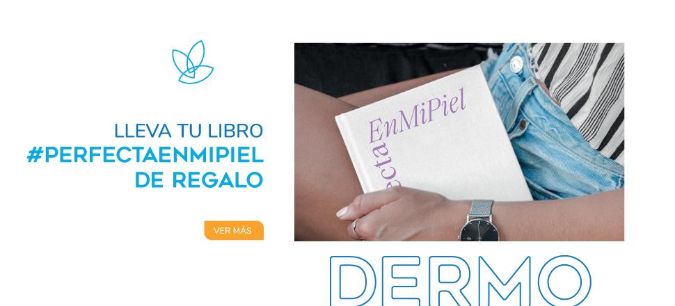 LIBRO DERMOCOACHING: PERFECTA EN MI PIEL