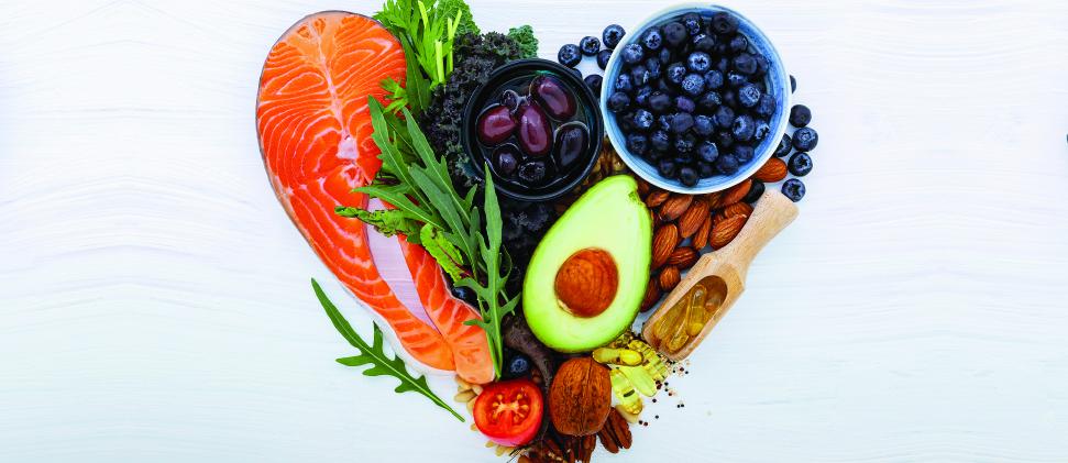 Alimentación balanceada: El secreto de un corazón saludable